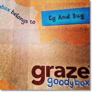 Graze gift subscription for kids this Christmas