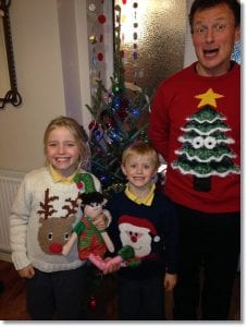 Our Christmas Jumper Day - how did yours go?