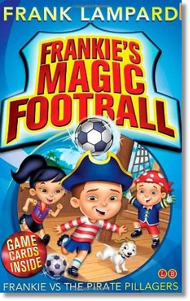 Frankie's Magic Football, by Frank Lampard - probably worth reading after all!