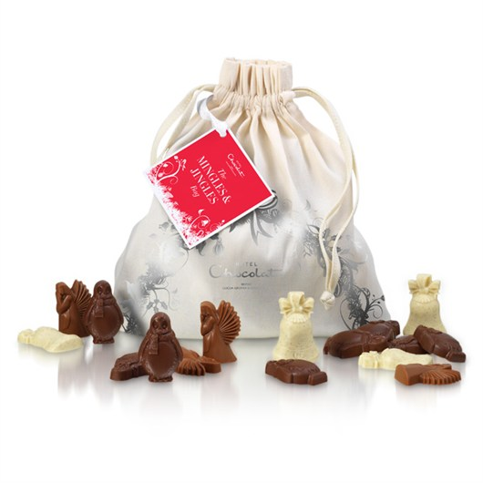 Hotel Chocolat Christmas Mingles and Jingles - perfect for advent calendars