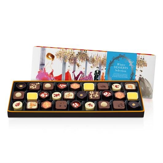 Hotel Chocolat Christmas desserts