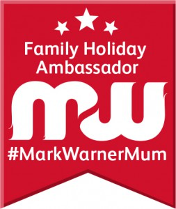 #MarkWarnerMum ambassadors for Mark Warner family holidays