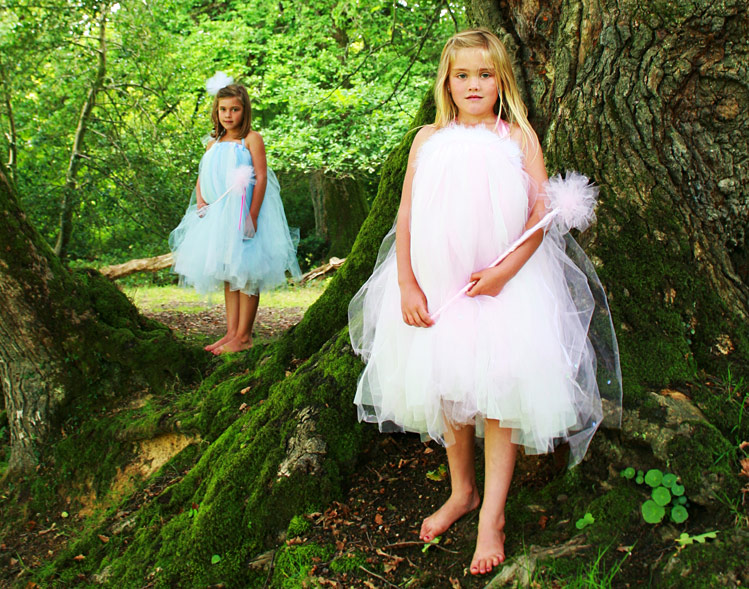 Beautiful girls tutu party dresses - designed by you!