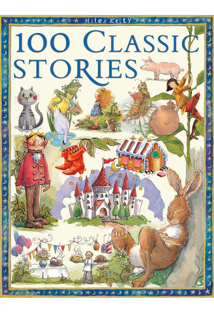 World Book Day ideas: 100 Classic Stories