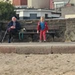 Saturday is Caption Day: Felixstowe beach promenade