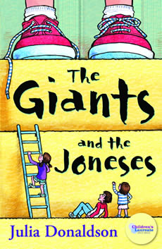 Book Review The Giants and the Joneses by Julia Donaldson