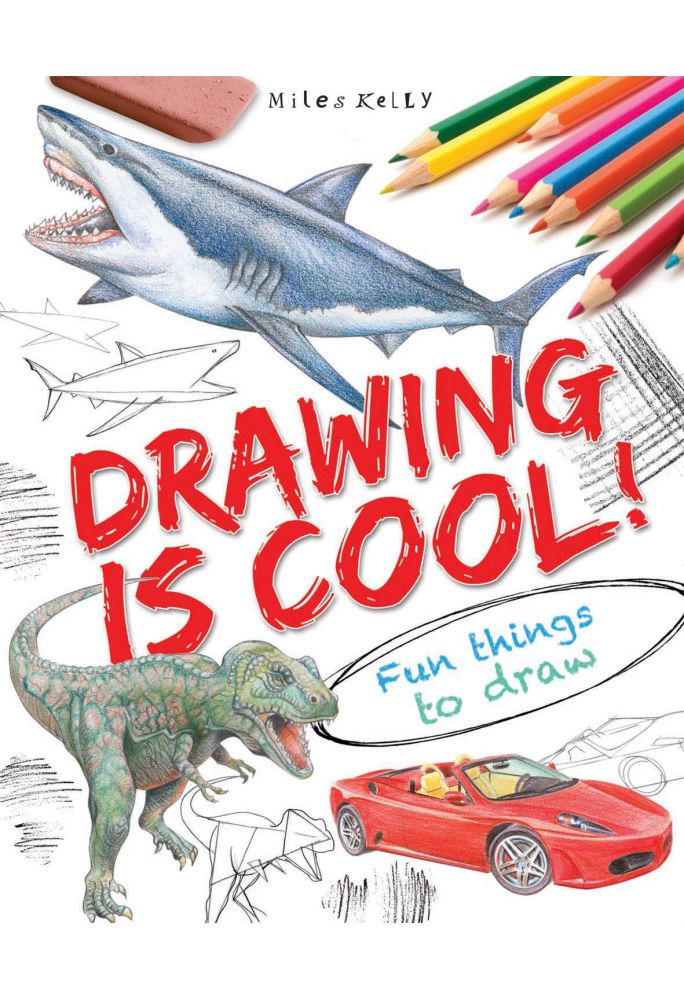 World Book Day ideas: Drawing is Cool