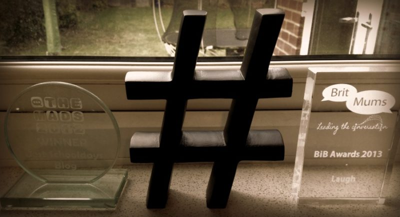 Hashtag: the perfect gift for a social media addict