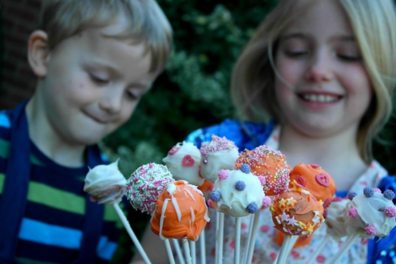 Food How To Make Cake Pops With Children Actually Mummy
