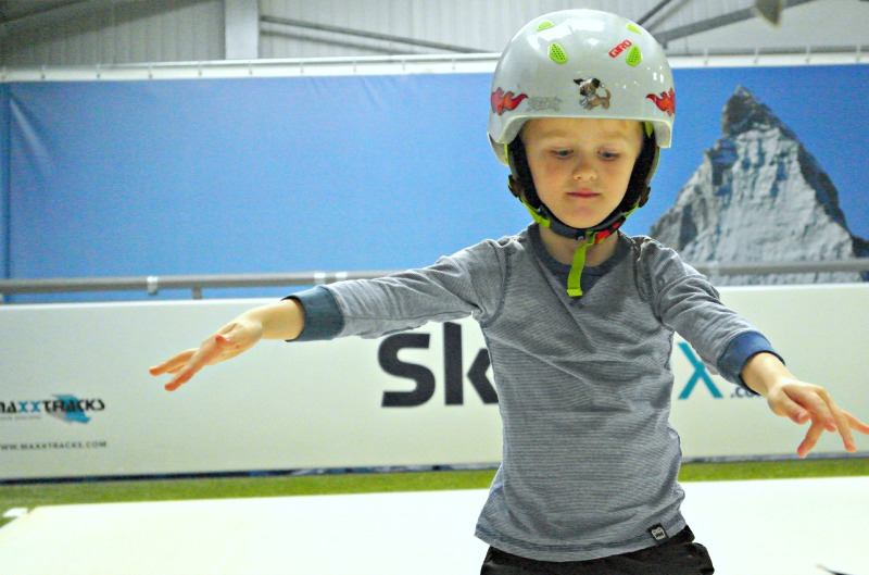 How to prepare for a skiing trip - get some practice in before you go!