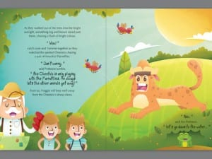Consider an ibook for children
