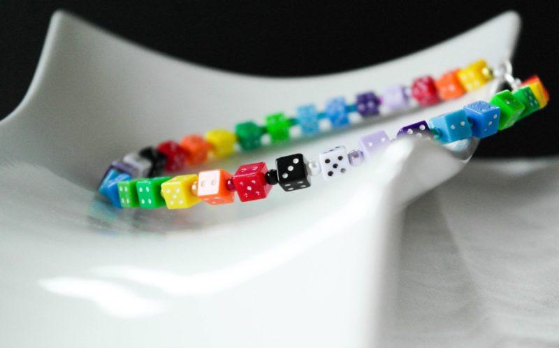 Handmade choker necklace - priceless jewellery!