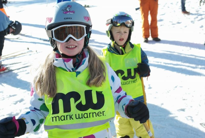 Mark Warner ski school Oxygene