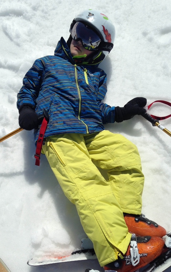 Chilling out - tips for a successful family ski trip