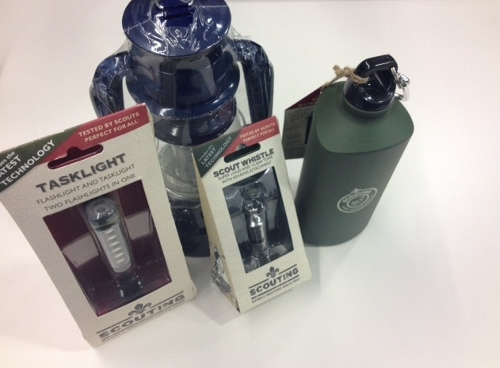 Father's Day gift ideas - camping pack