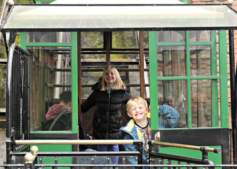 5 reasons to visit Lynton and Lynmouth: the Lynton Cliff Railway