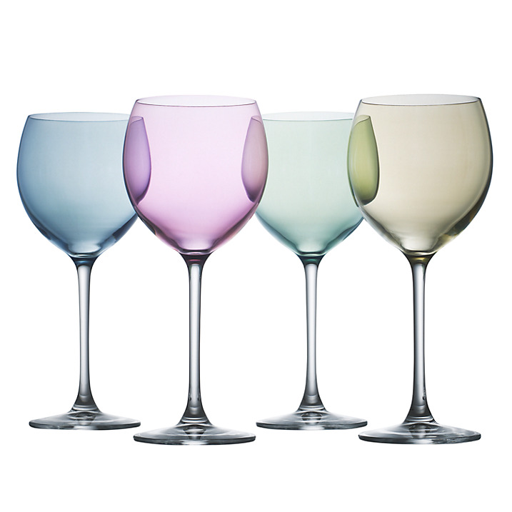 Father's Day gift ideas - cool wine glasses