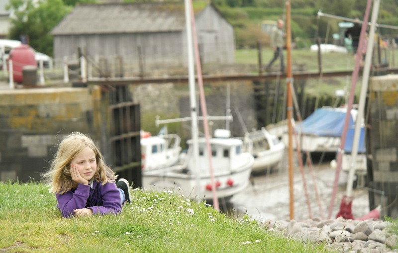 5 reasons to visit Lynton and Lynmouth: Porlock Weir