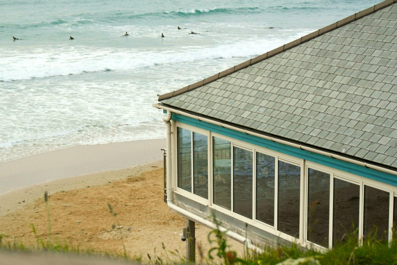 Jamie Oliver's Fifteen Watergate Bay Cornwall