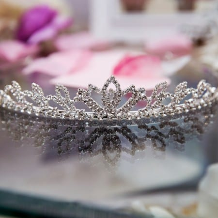 Tiaras and feminists