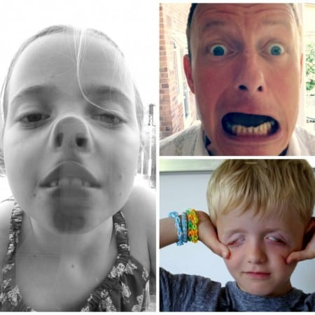 Silly expressions