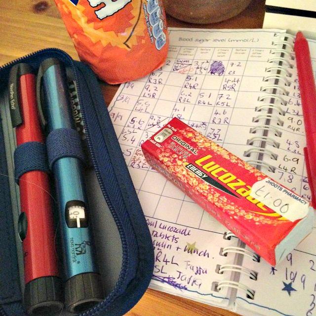Diabetes: Wot so Funee?