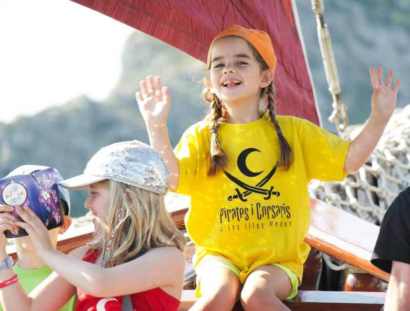 Pirates and Corsairs of the Medes Islands