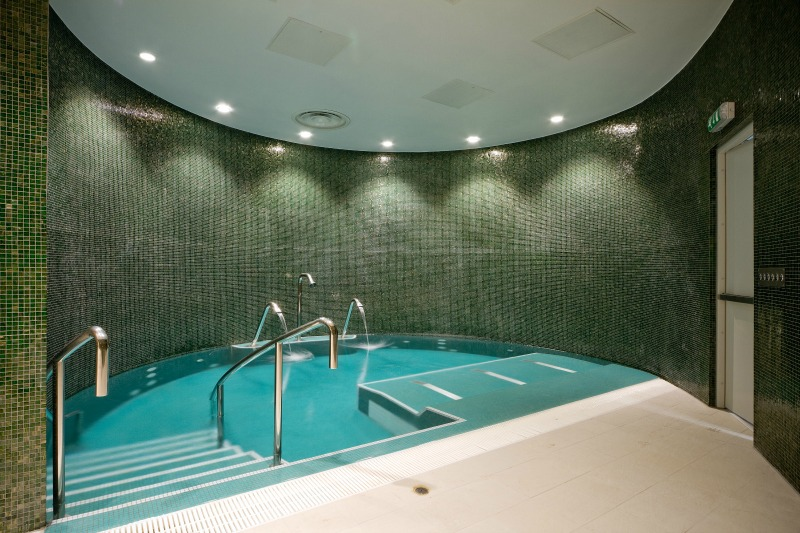 The Verulamium Spa at Everyone Active Westminster Lodge Leisure Centre - plunge pool (2)