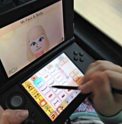 Creating Mii on Tomodachi Life by Nintendo