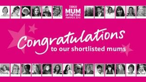 Check out the incredible women making up the Tesco Mum of the Year 2015 Shortlist