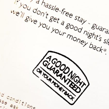 Premier Inn budget hotels: a good night guaranteed