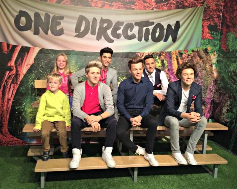 Madame Tussauds Blackpool One Direction