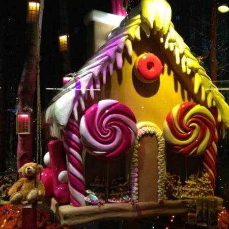 London Gingerbread House