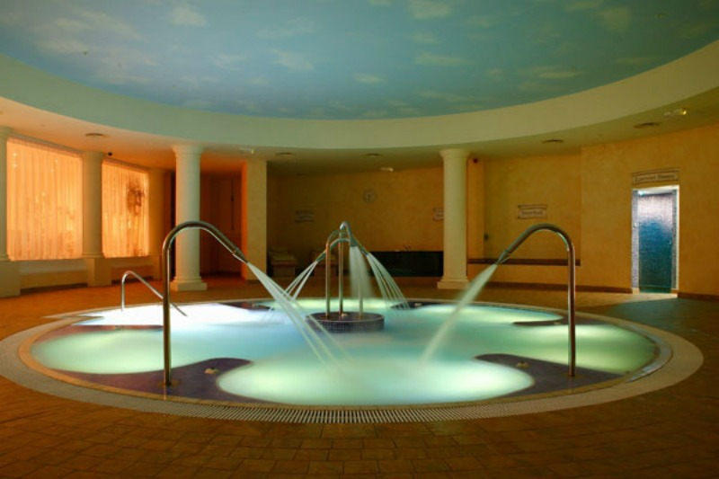 The pool - Whittlebury Hall Hotel and Spa review