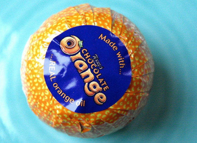 A Chocolate Orange for Christmas