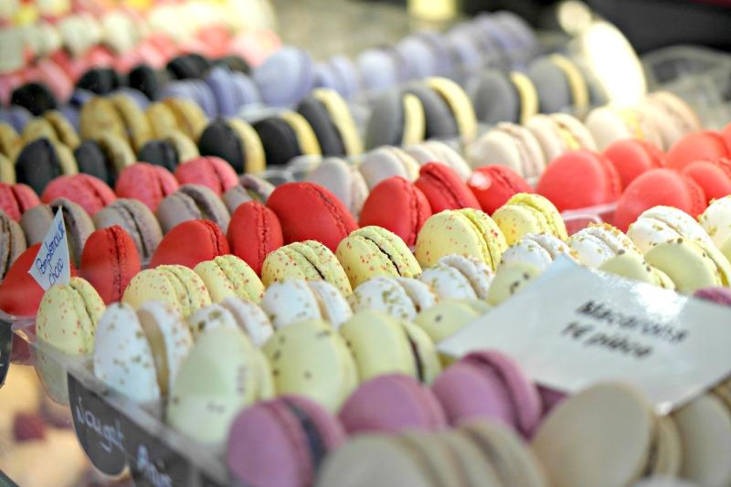 Macarons #TasteofTravel