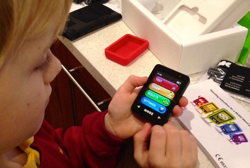 Modz Angry Birds blood glucose meter review