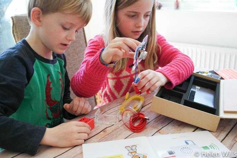 Kano homemade computer for kids