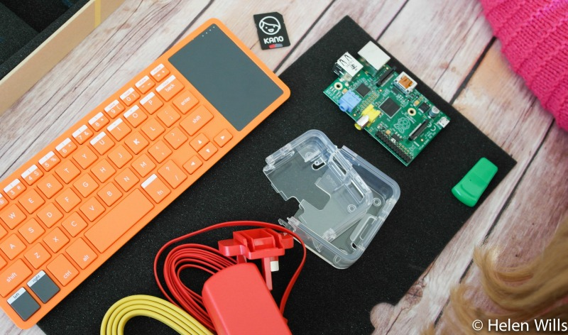 Kano kids computer