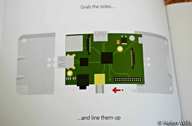 Kano computer instructions
