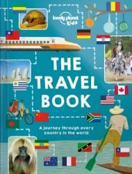 The Travel Book is one of Lonely Planet Kids new travel books for kids