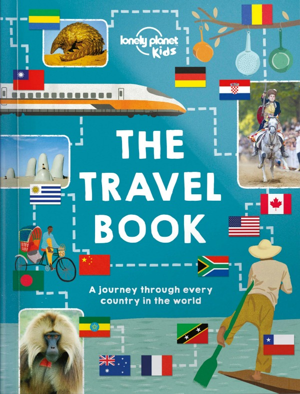 Travel Books for Kids: review and giveaway