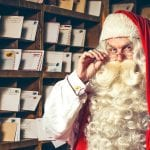 Christmas: a magical email from Santa