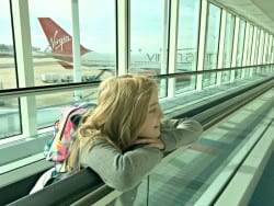 Travelling to Jamaica with Virgin Airlines made the kids very happy! Find out why...