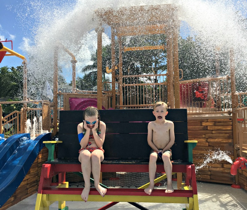Best things for kids at Beaches Resorts Negril - the waterpark