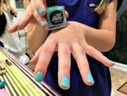 Review: Little Ondine odour free nail polish