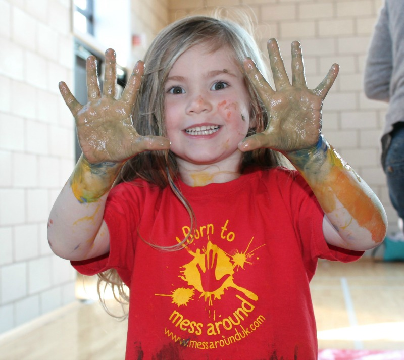 Things to do at half term with kids - Imagine Children's Festival at the Southbank