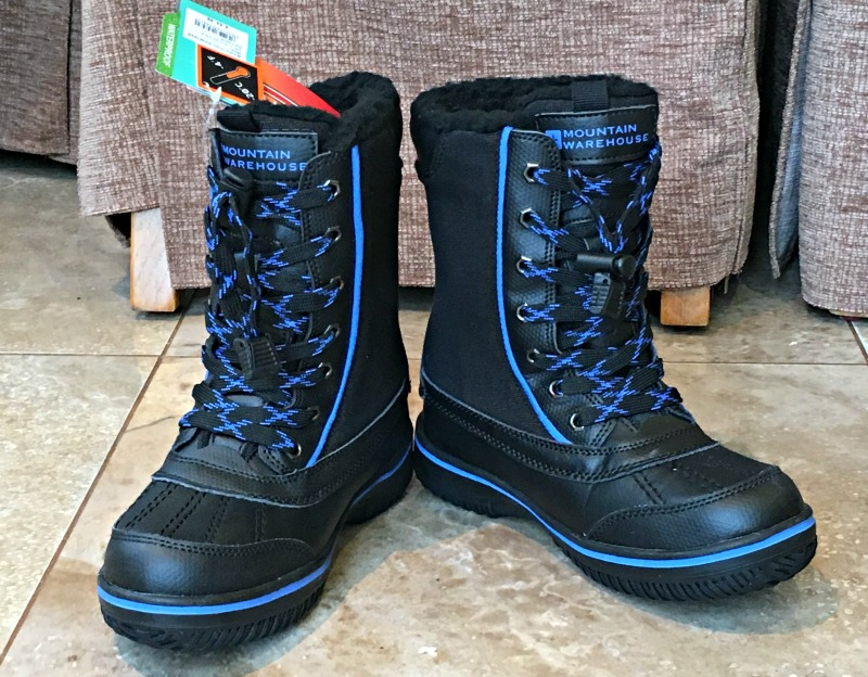 Children's Snowboots from Mountain Warehouse