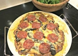Low carb Pizza recipe