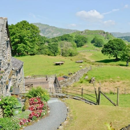 Holidays inspired by books - let your favourite children's books inspire your next UK trip. This is Beatrix Potter land.